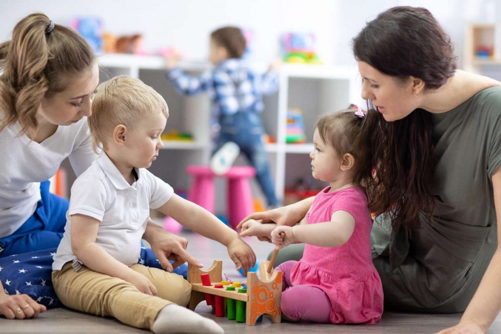 Childcare centre fees and enrolment
